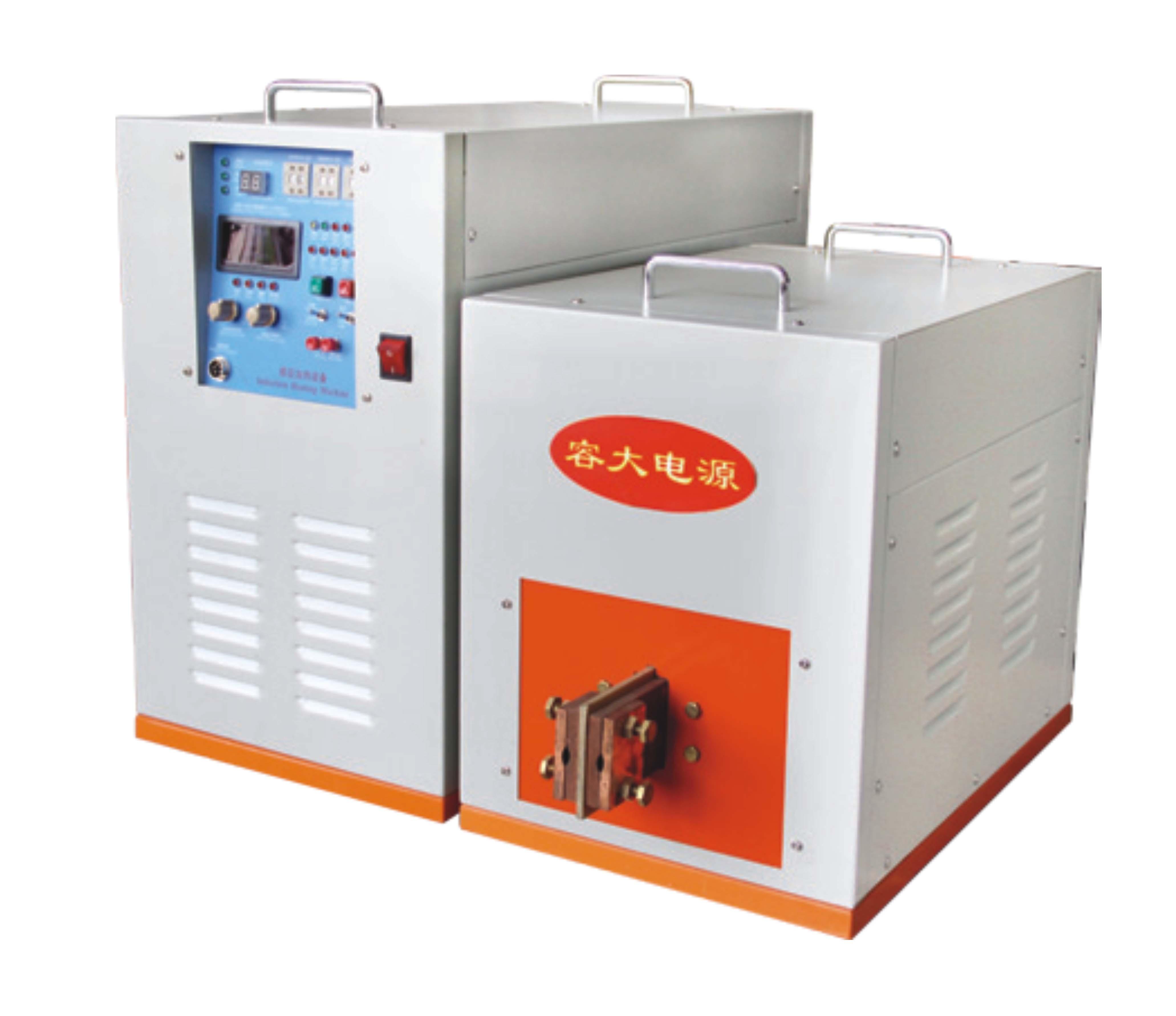 容大電源分享高頻感應加熱設備的特點
