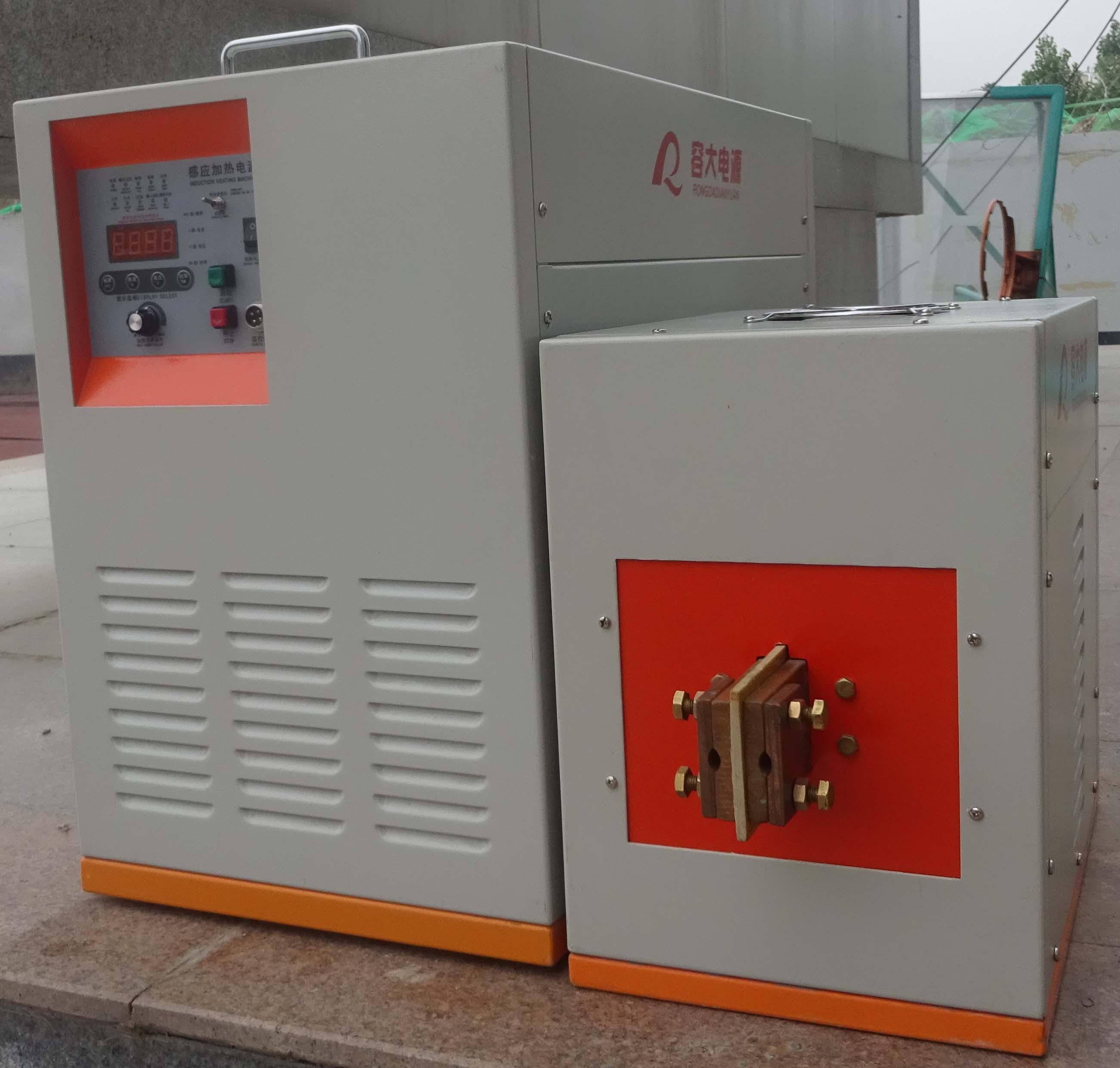 高频感应加热设备是金属加热常用的机器之一