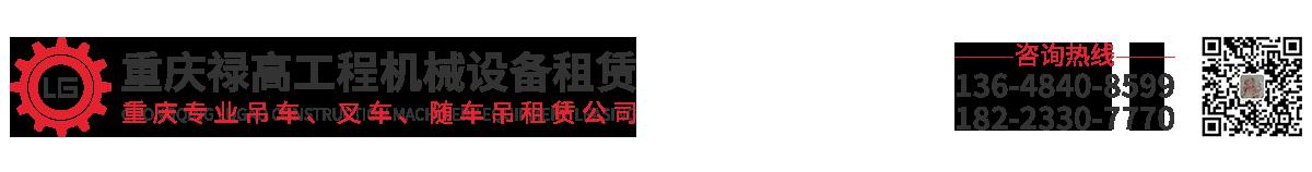 重庆禄高工程机械设备租赁有限公司