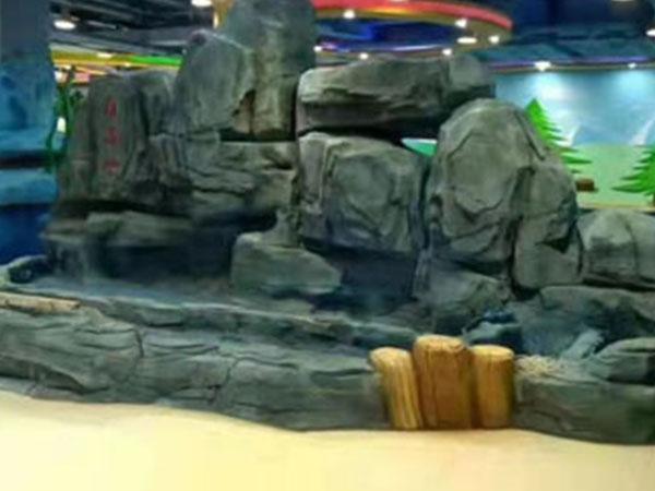 塑石假山设计