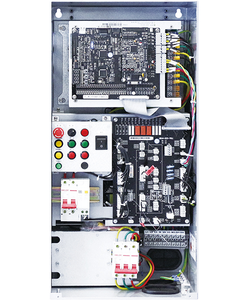 NS02(400V)别墅梯控制柜