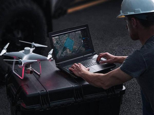 大疆智图无人机航拍测绘