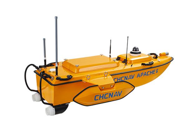华测华微6号无人船测绘仪器