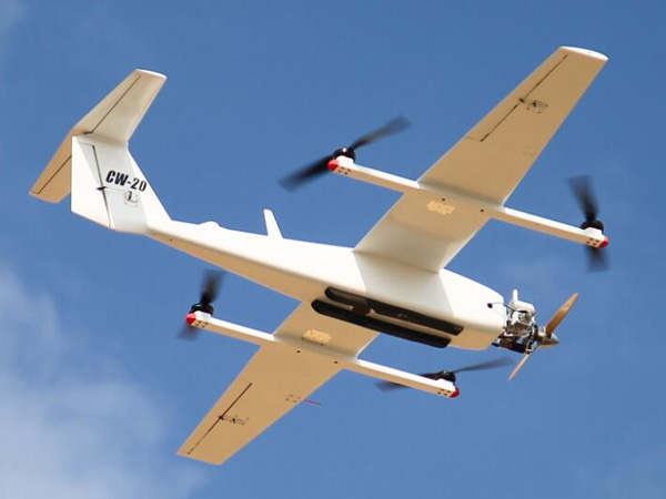 设计福建无人机需要经过缜密测试