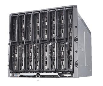 杭州戴尔服务器代理商提供M1000e刀片机箱采购服务