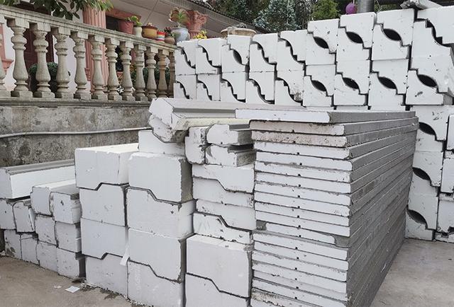 昆明轻质EPS建筑装饰线条施工中需要留意的注意事项都有这些