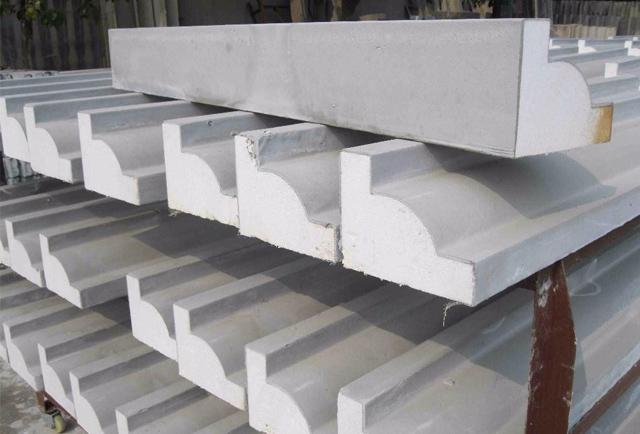 EPS装饰线条构件相比于传统建筑线条拥有的优势与特点都有哪些