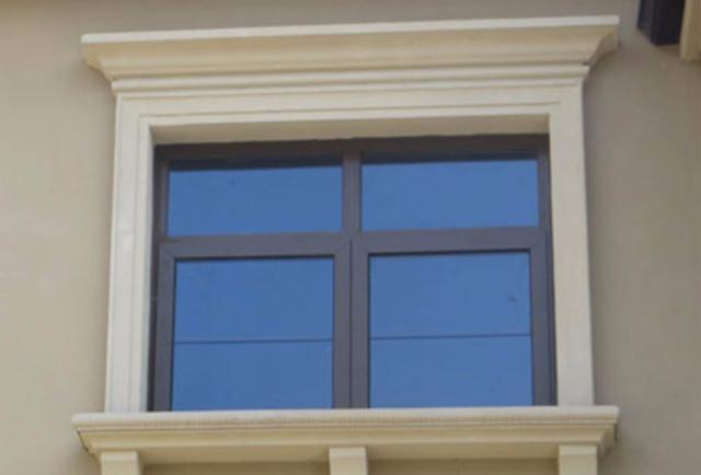 欧式窗套线