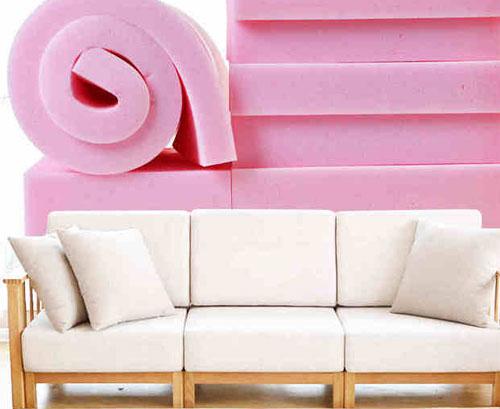 海绵沙发坐垫