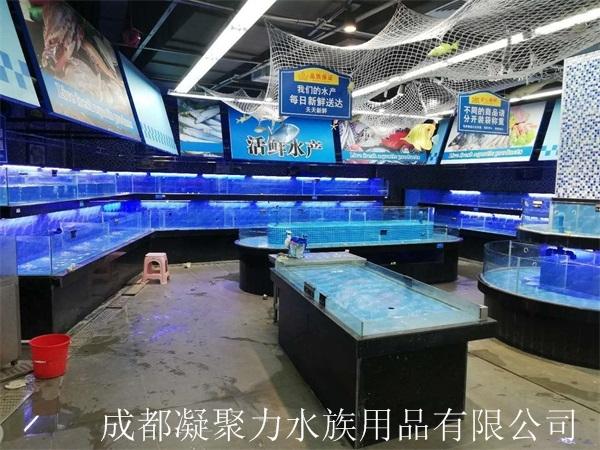 重庆鱼缸定制厂家浅谈:海鲜缸定做需要什么条件