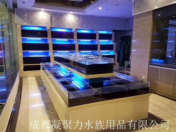 重庆酒店海鲜池定制厂家