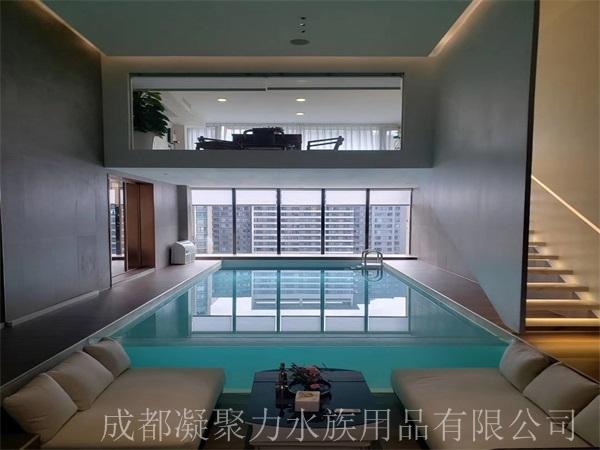 重庆无边游泳池订制厂家