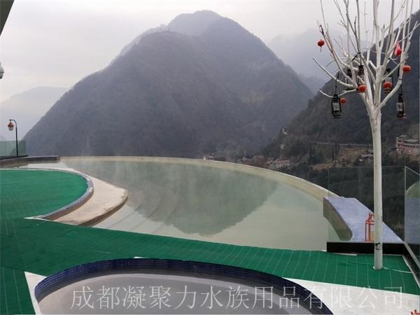 重庆无边游泳池定制厂家