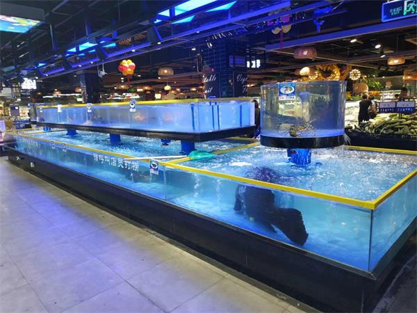 重庆商超鱼缸厂家