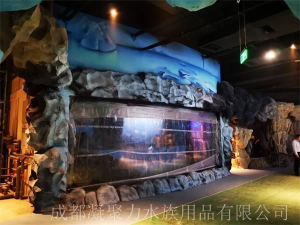 重庆海洋馆鱼缸定做厂家
