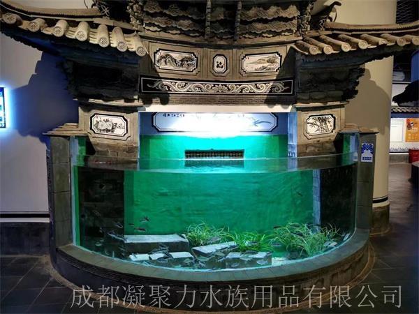 重庆海洋馆鱼缸厂家