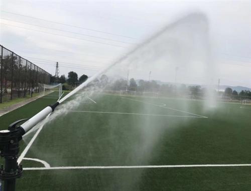 深圳外国语学校运动场灌溉案例