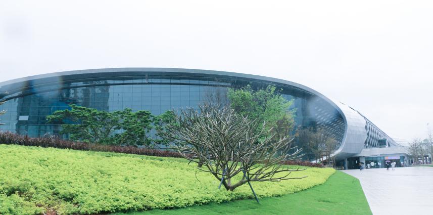 深圳湾体育中心灌溉工程