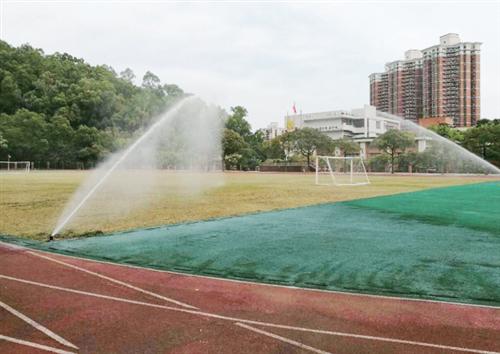 深圳福田区梅山中学灌溉案例