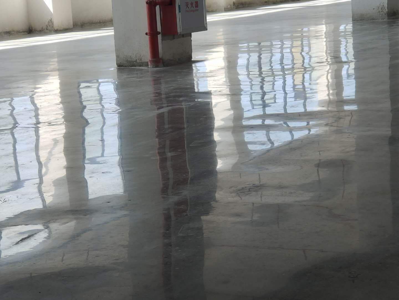 本色固化地坪5