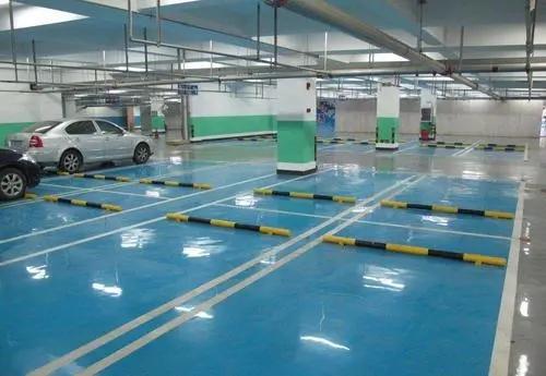 车库地坪使用水性环氧地坪漆是一种趋势