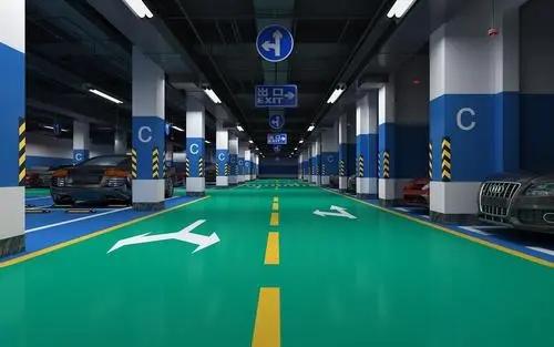 湖南环氧地坪漆厂家分析环氧地坪能否使用洗地机清洗