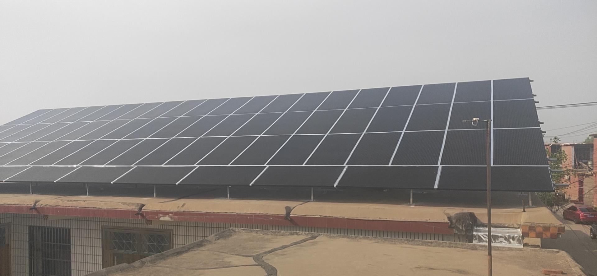 如何自制太阳能光伏发电系统?