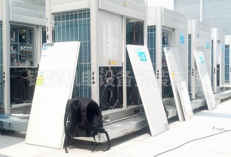 昆明中央空调维修安装