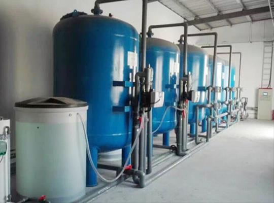 锅炉用软化水处理设备