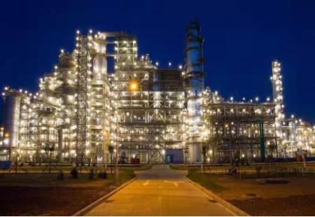 神华榆林循环经济煤炭项目含盐污水生化处理装置