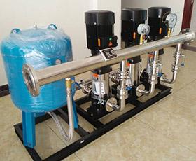 水处理设备厂区