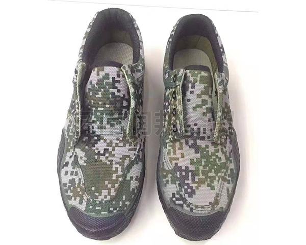 迷彩低帮作训鞋