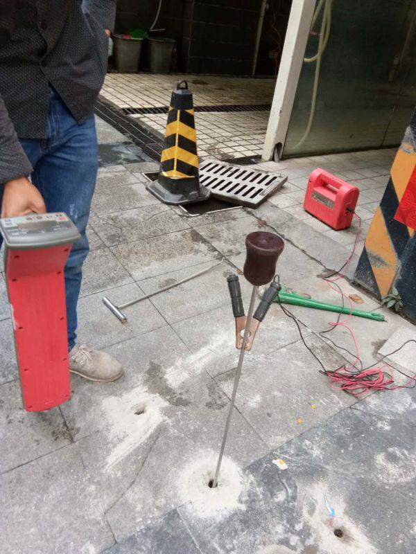 地下暗管漏水检测
