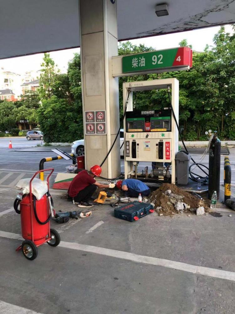 石油管道检测