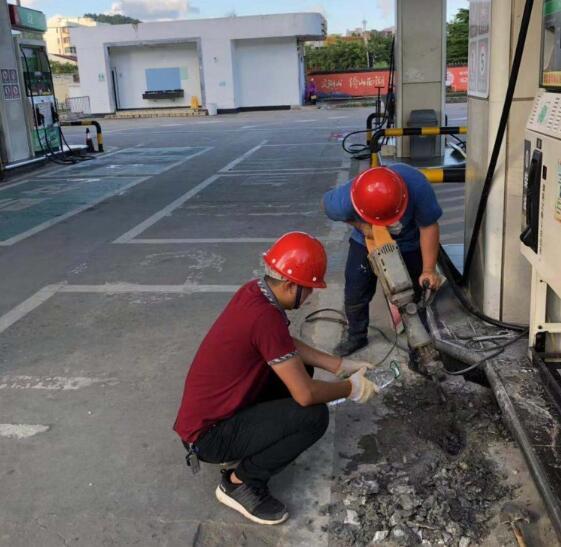 石油管道泄漏检测