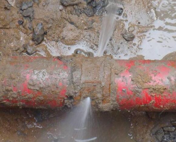 消防管道渗水维修
