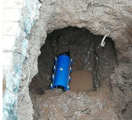 地下管道维修