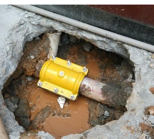 埋地管维修