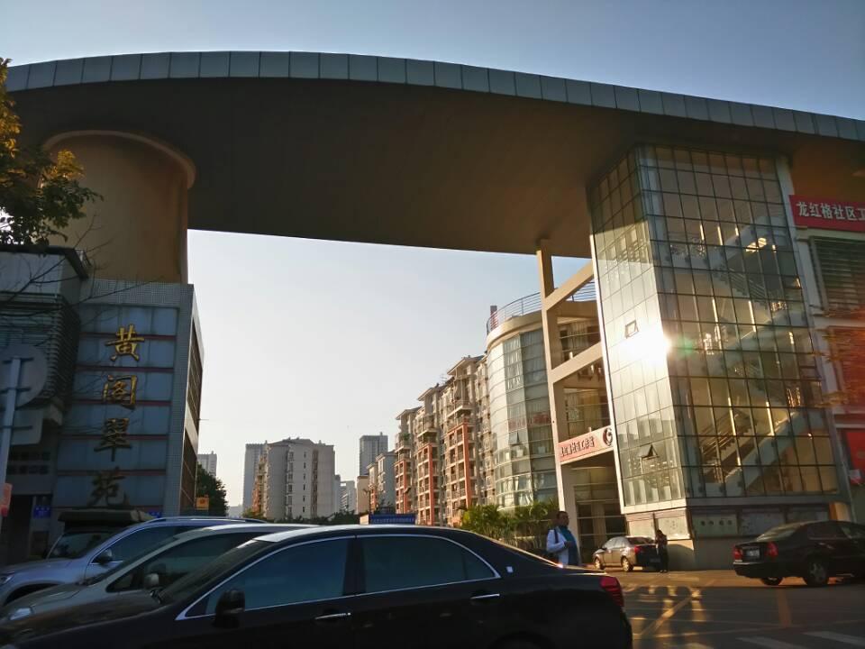 深圳市龙岗黄阁翠苑小区有一次成功的地下水管漏水维修