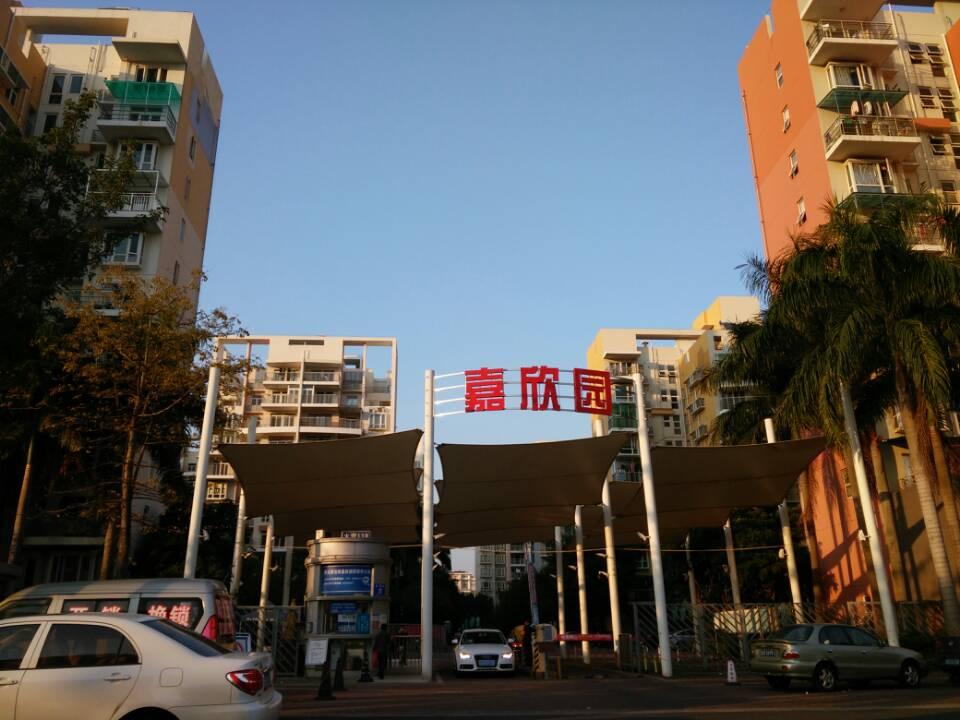 深圳市龙岗嘉欣园小区自来水管漏水检测成功案例