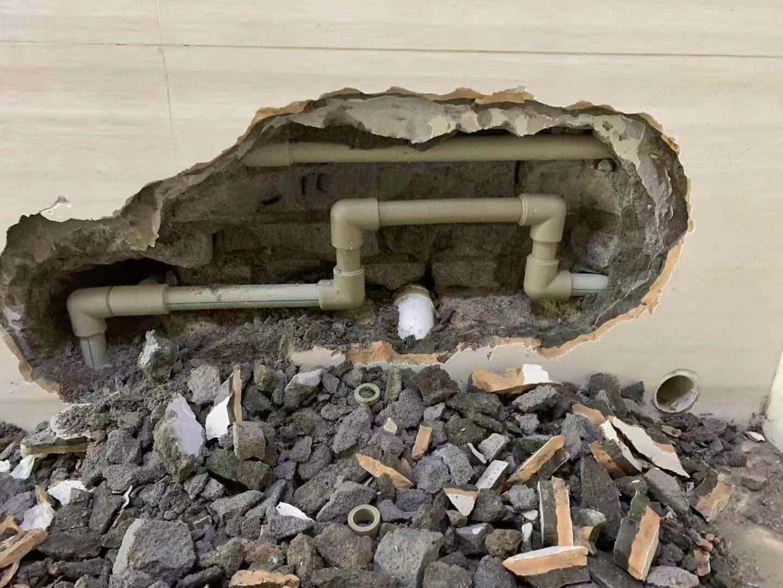 室内地下暗管检测漏水