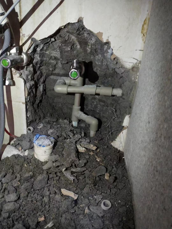 家中自来水管漏水检测