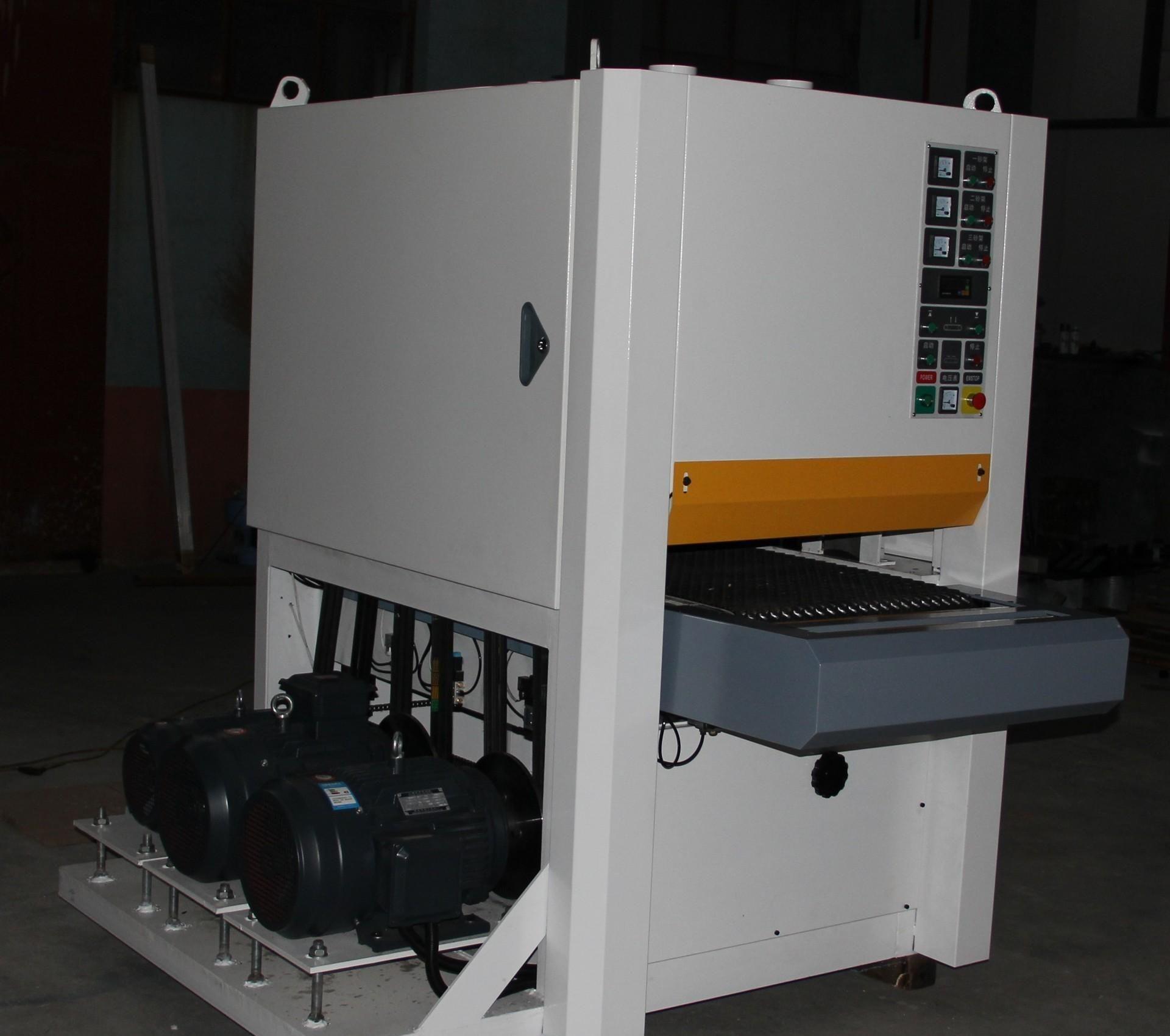 如何提高砂光机的生产效率你知道吗?
