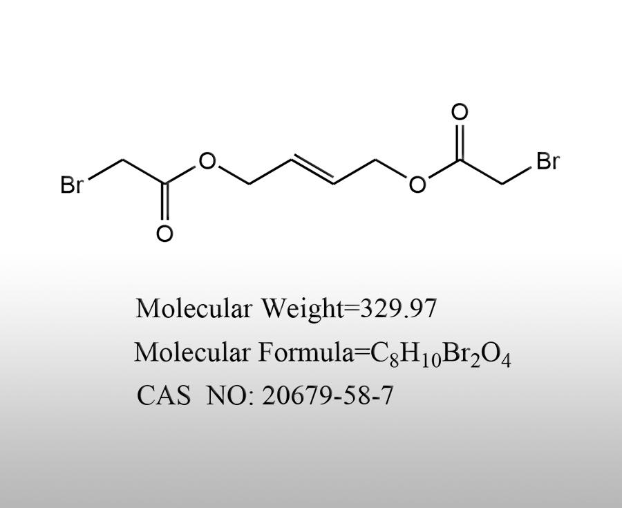 1,4-Bis (Bromoacetoxy) -2-Butene