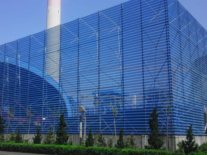 安装码头防风抑尘网的双重必要性与优缺点对比。