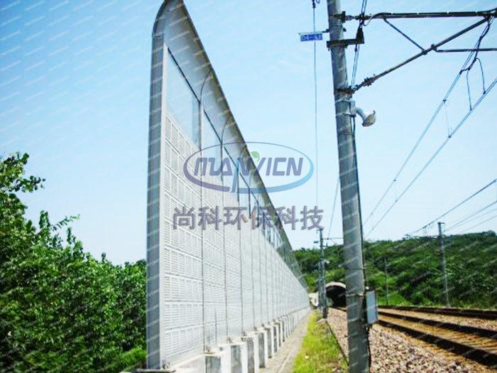 铁路隔声屏障