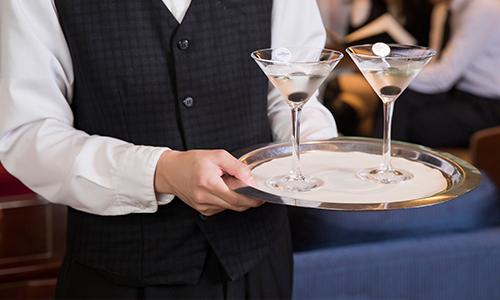 餐厅服务人员