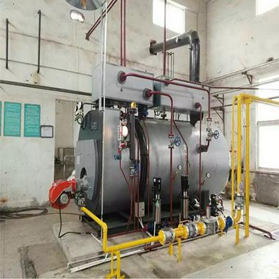 WNS2-1.25-YQ冷凝蒸汽锅炉