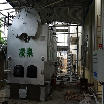 家具厂2t生物质锅炉
