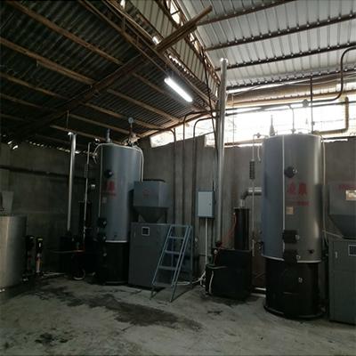 纸箱包装公司0.5-0.7生物质蒸汽发生器